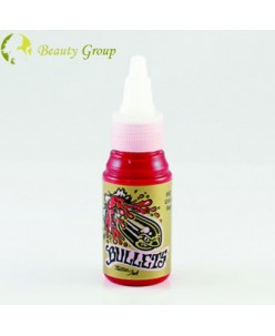 Bullets pigmentas tatuiruotėms (UNCUT RED) 35ml.
