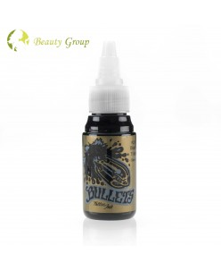 Bullets pigmentas tatuiruotėms (BLACK TRIBE) 35ml./150 ml.
