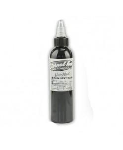 Eternal juodas pigmentas M.Bennett Medium Greywash (30ml.)
