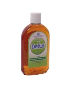 Dettol dezinfekcinė ir antiseptinė priemonė (500ml.)